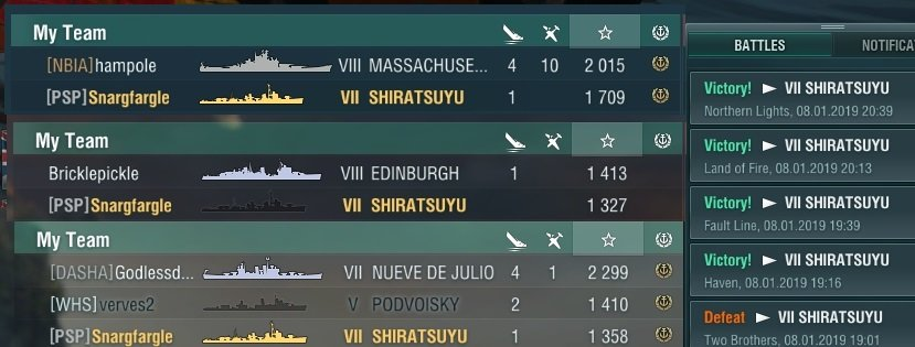 Been Grinding up the IJN DD Line - General Game Discussion