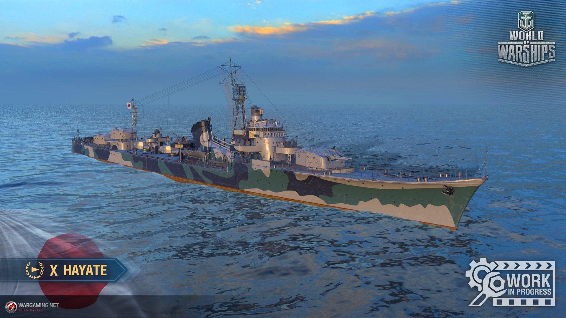 ST: New ships - Hayate and Thunderer - Developer's Corner - World of