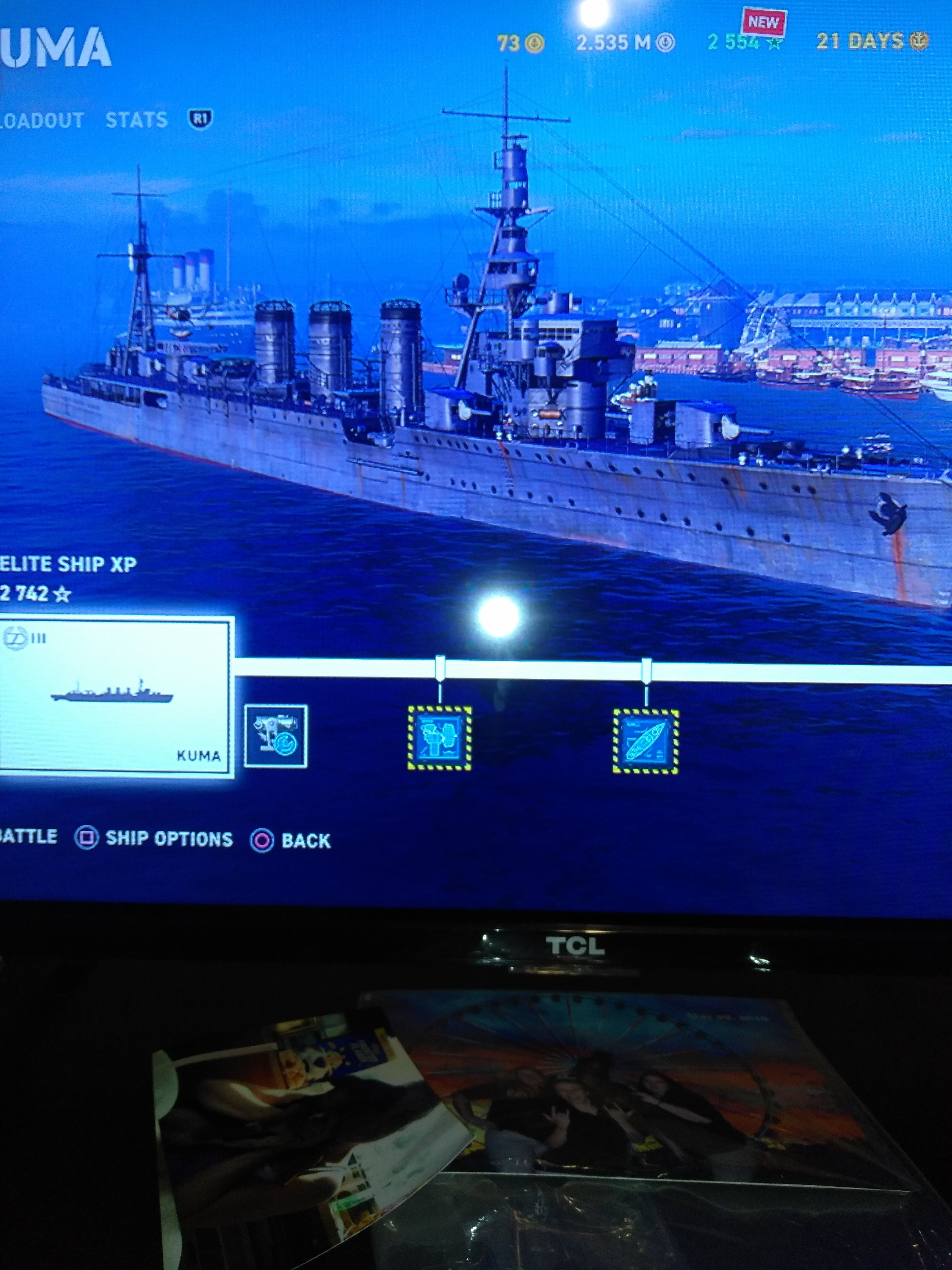 Ship upgrades for Legends not working PS4 - PVE Content
